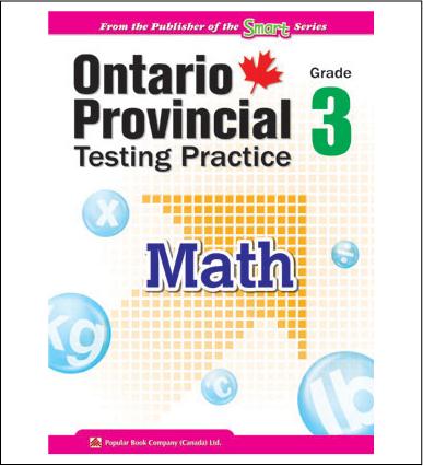 Ontario Provincial Testing Practice (Math) Grade 3-0
