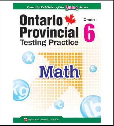 Ontario Provincial Testing Practice (Math) Grade 6-0