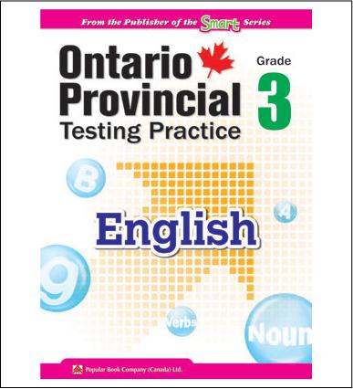 Ontario Provincial Testing Practice (English) Grade 3-0
