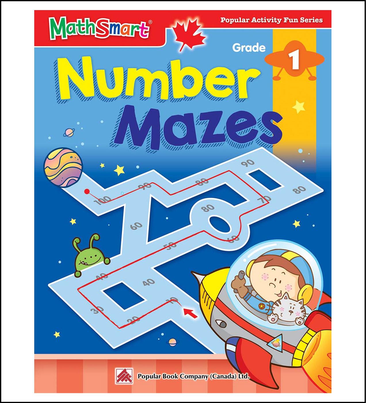 Number Mazes-0
