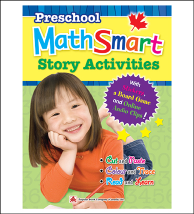 Preschool MathSmart Story Activities-0