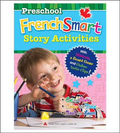 Preschool FrenchSmart Story Activities-0