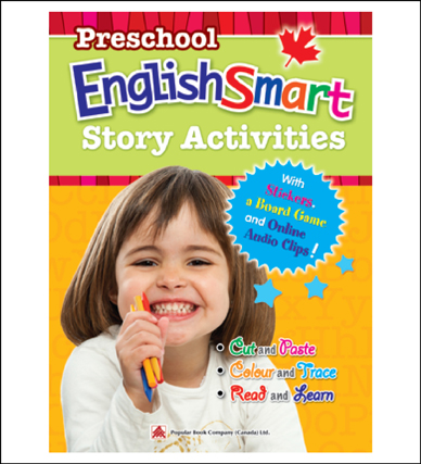 Preschool EnglishSmart Story Activities-0