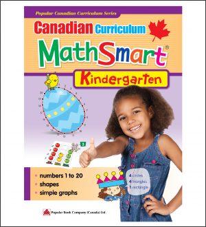 Canadian Curriculum MathSmart (Kindergarten)-0