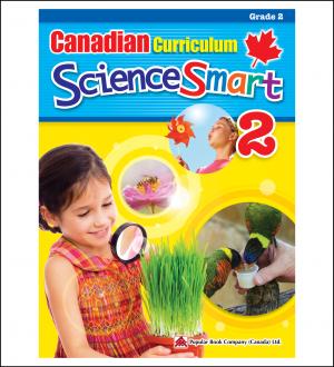Science Workbook Canadian Curriculum ScienceSmart Grade 2