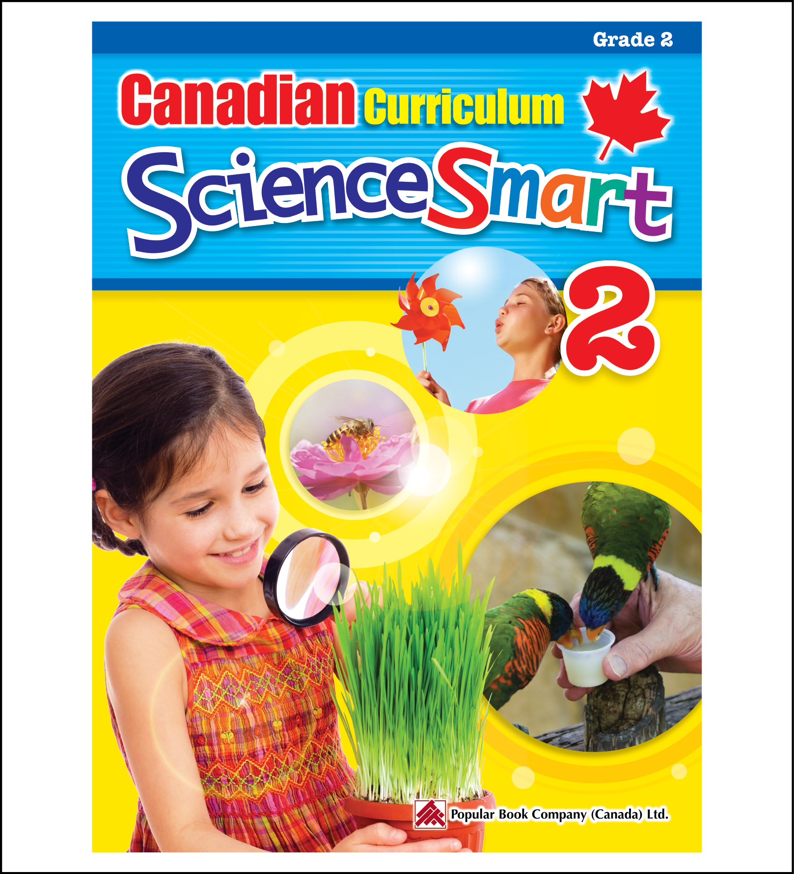 Science Workbook Canadian Curriculum ScienceSmart Grade 2