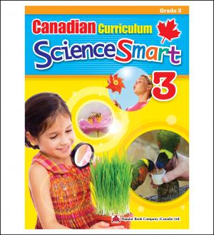 Science Workbook Canadian Curriculum ScienceSmart Grade 3