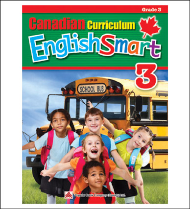 English Workbook Canadian Curriculum EnglishSmart Grade 3