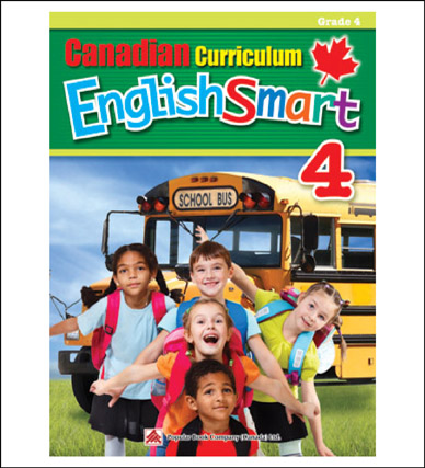 English Workbook Canadian Curriculum EnglishSmart Grade 4