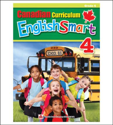 English Workbook Canadian Curriculum EnglishSmart Grade 4