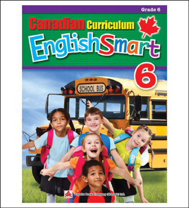 English Workbook Canadian Curriculum EnglishSmart Grade 6