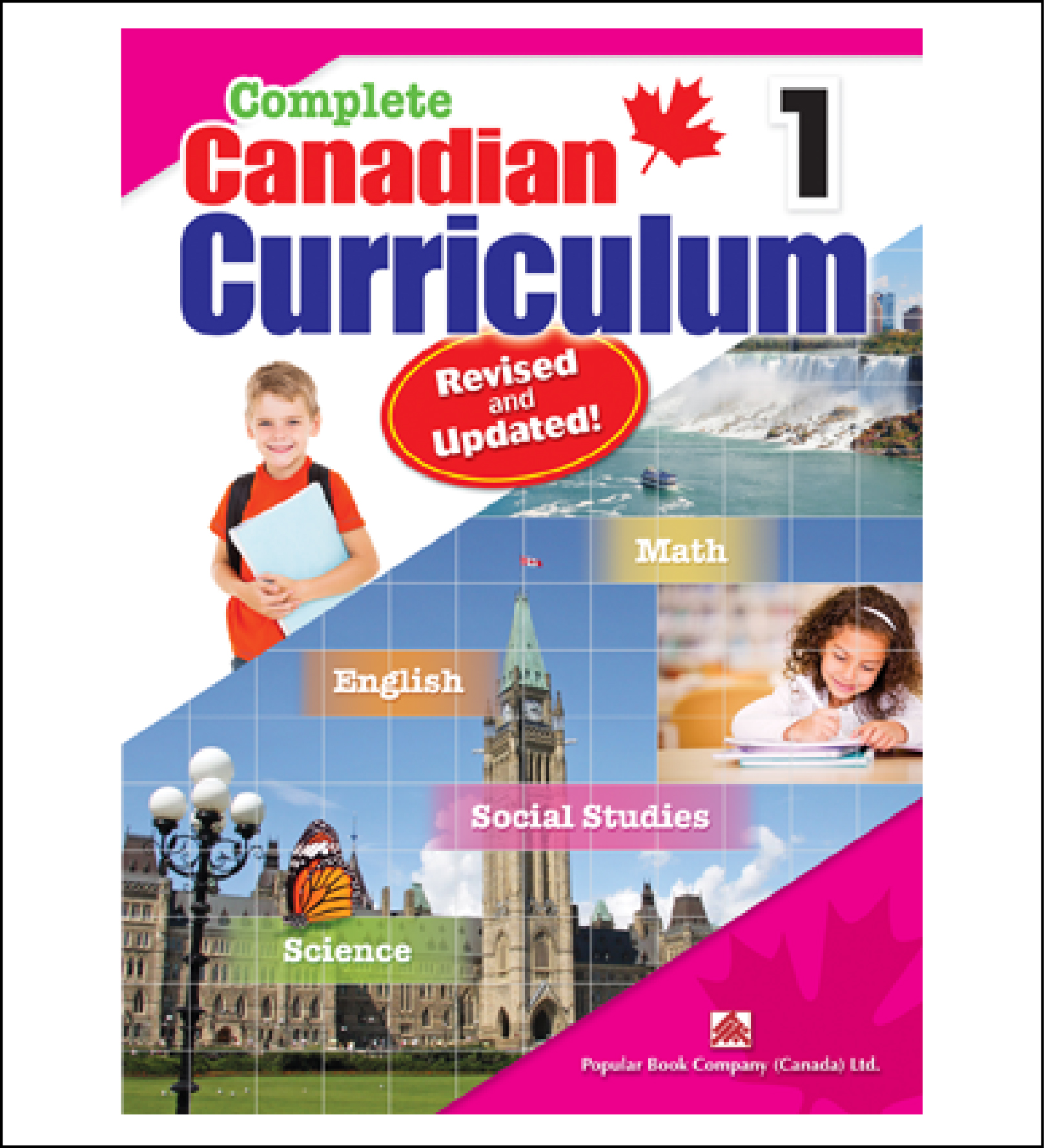 Complete Canadian Curriculum Workbook grade 1