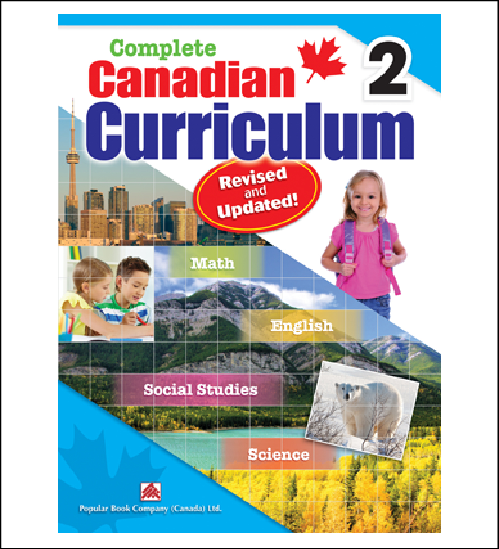 Complete Canadian Curriculum (Revised and Updated) Grade 2 | Popular