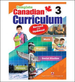 Complete Canadian Curriculum Workbook grade 3