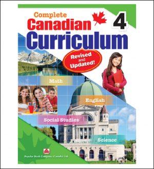 Complete Canadian Curriculum Workbook grade 4
