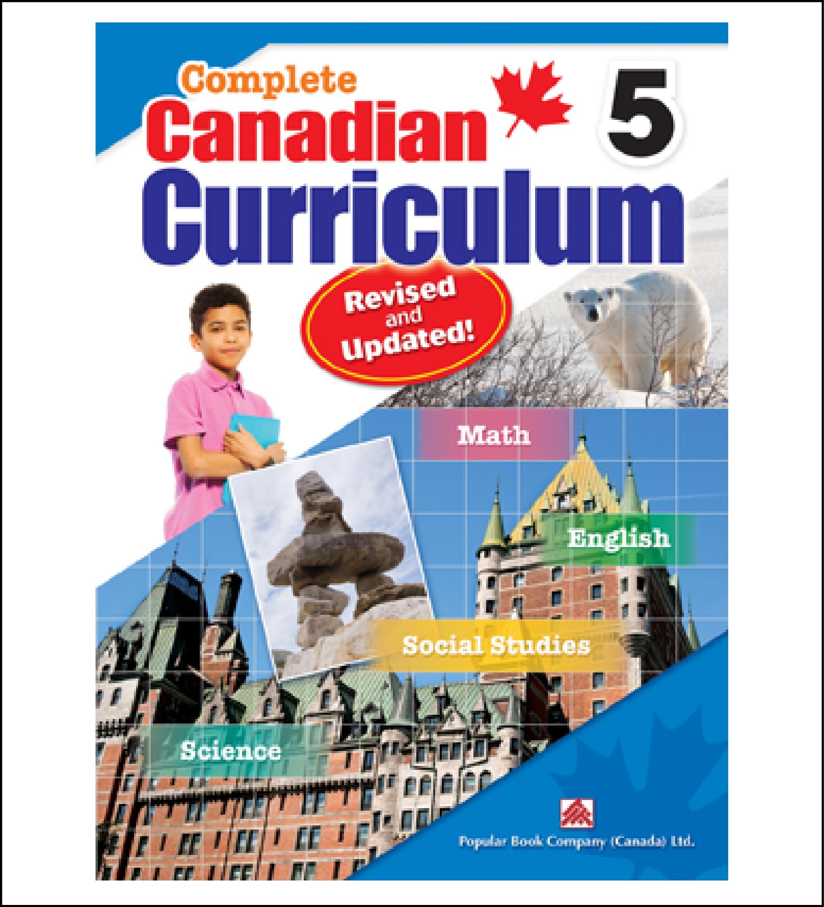 Complete Canadian Curriculum Workbook grade 5