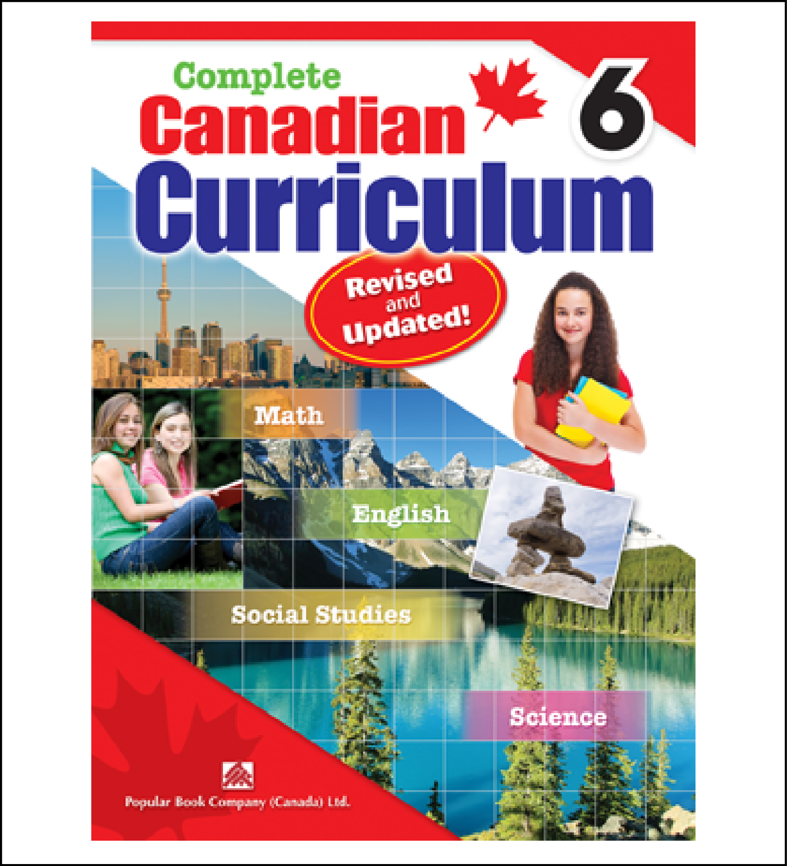 Complete Canadian Curriculum Workbook grade 6
