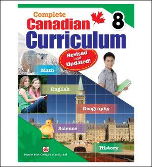 Complete Canadian Curriculum Workbook grade 8