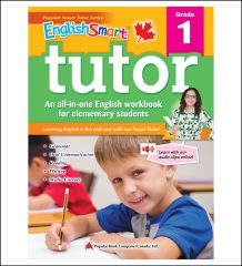 Canadian Curriculum English Workbook EnglishSmart Tutor grade 1