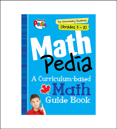 Smart Pedia Series: MathPedia Grades 3 - 8-0