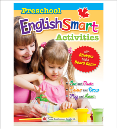 Preschool EnglishSmart Activities-0