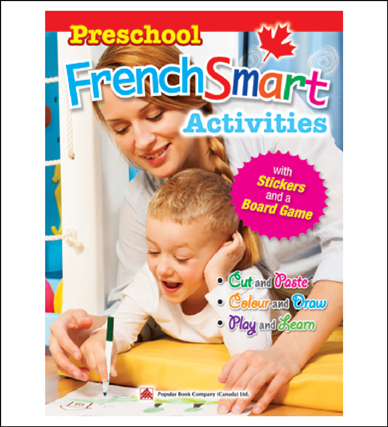 Preschool FrenchSmart Activities-0